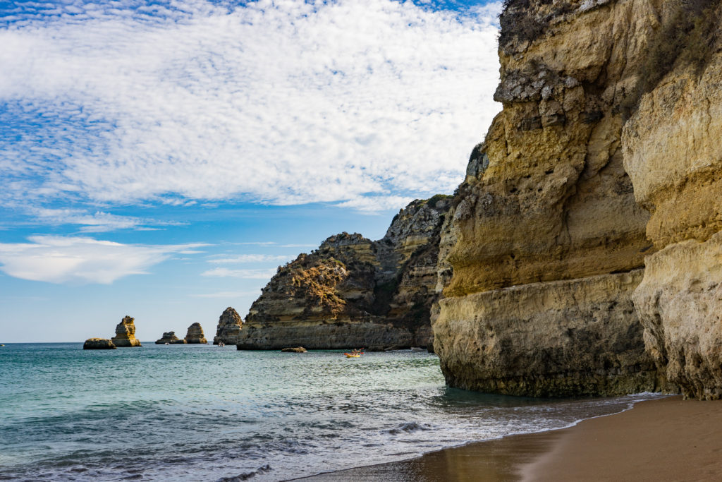 Beach, Lagos, Portugal