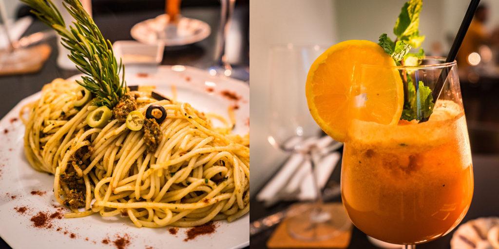 Estudio vegetariano restaurant, Lagos, Portugal