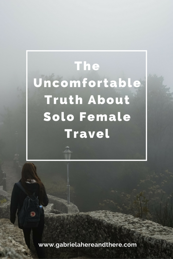 The Uncomfortable Truth About Solo Female Travel