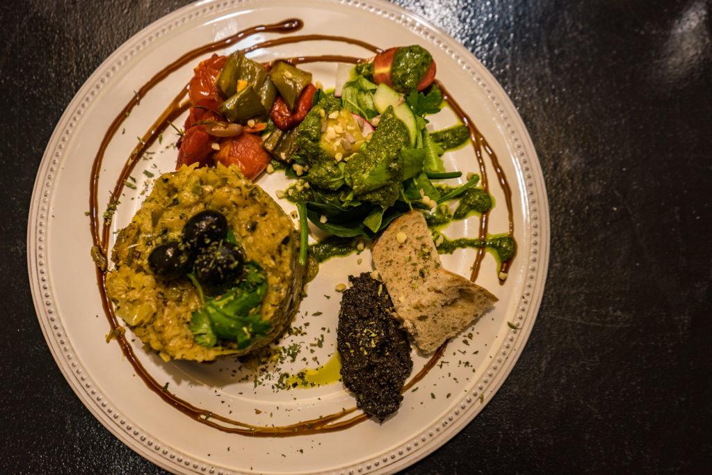 Ao26, vegan restaurant, Lisbon