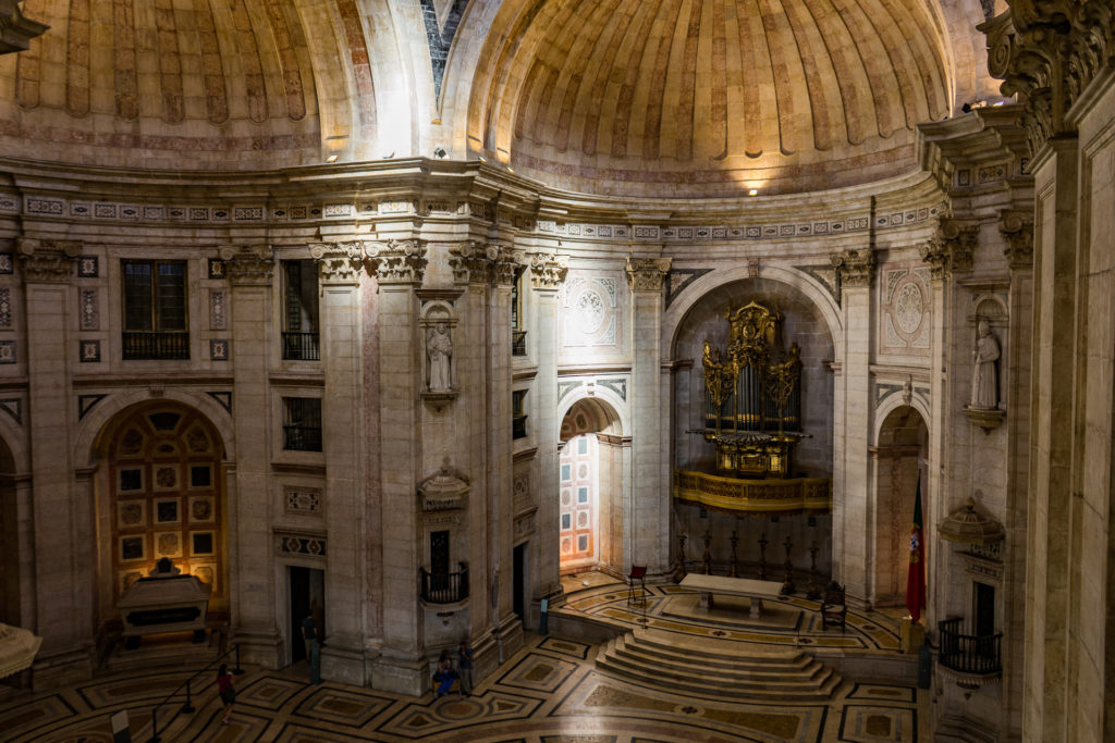 National Pantheon of Santa Engracia,Lisbon