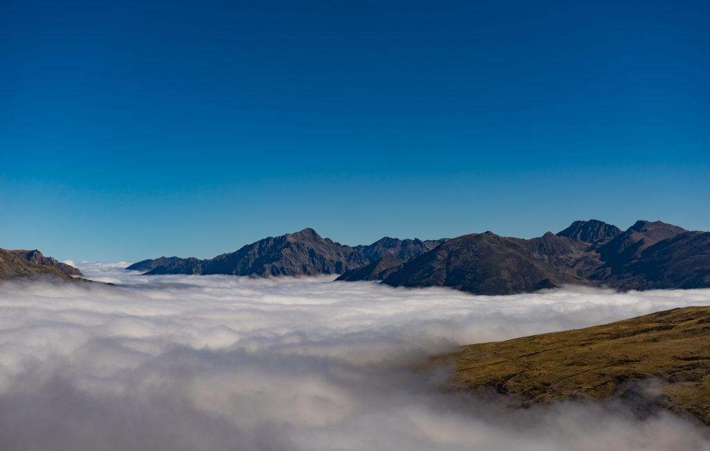 Clouds in Andorra
