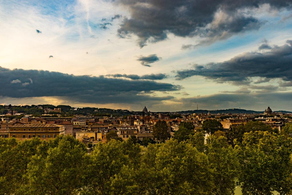 Giardino decli Aranci, Rome