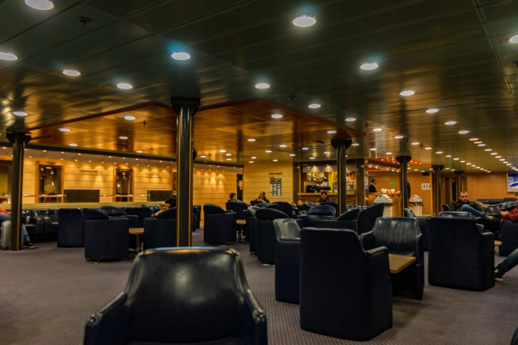 Albania ferry