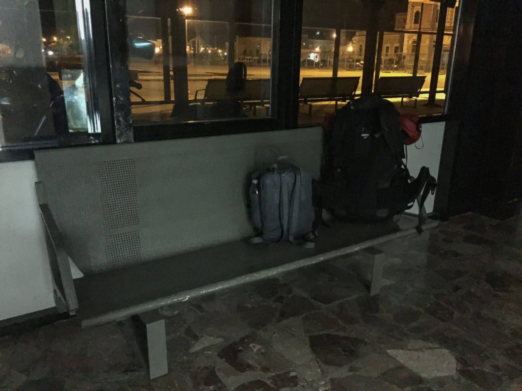 Ferry terminal, Bari