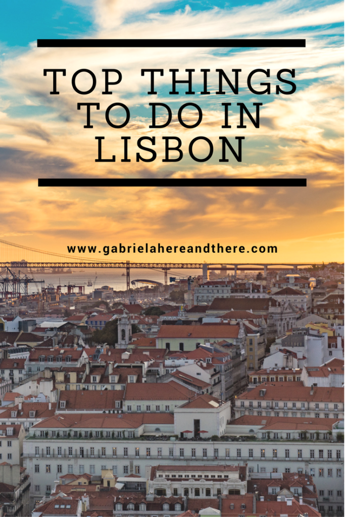 Top Things to Do in Lisbon