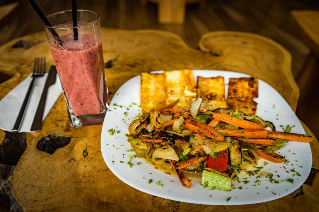 Vegan Restaurant, Some Vital Food, Sofia, Bulgaria