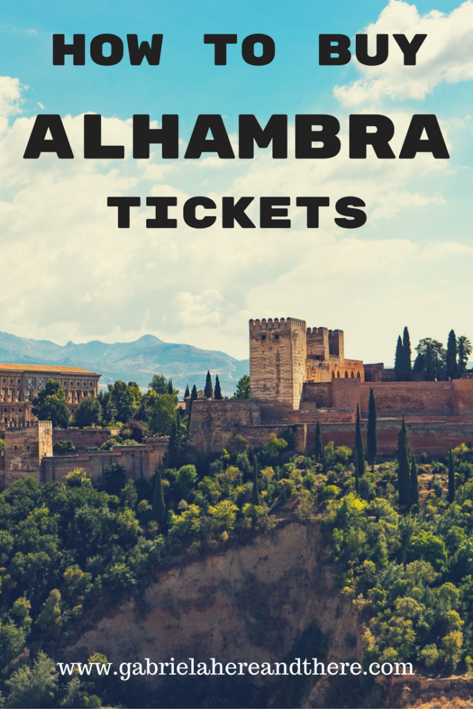 How to Buy Alhambra Tickets