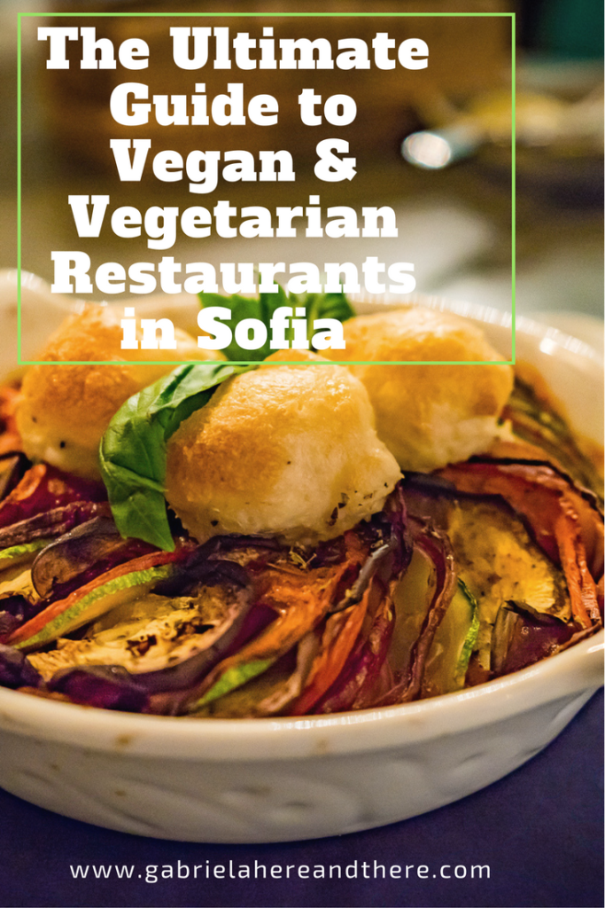 The Ultimate Guide to Vegan and Vegetarian Restaurants in Sofia