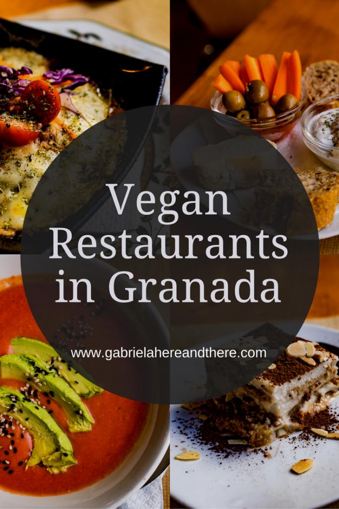 Vegan Restaurants in Granada