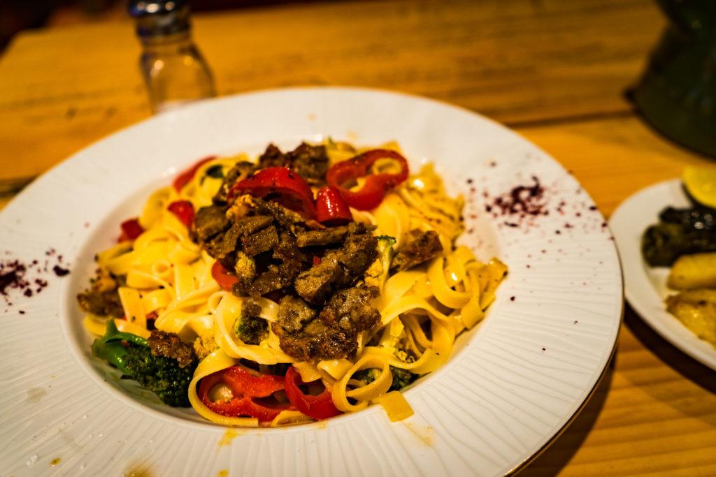 Vegan restaurant, Community Kitchen, Istanbul