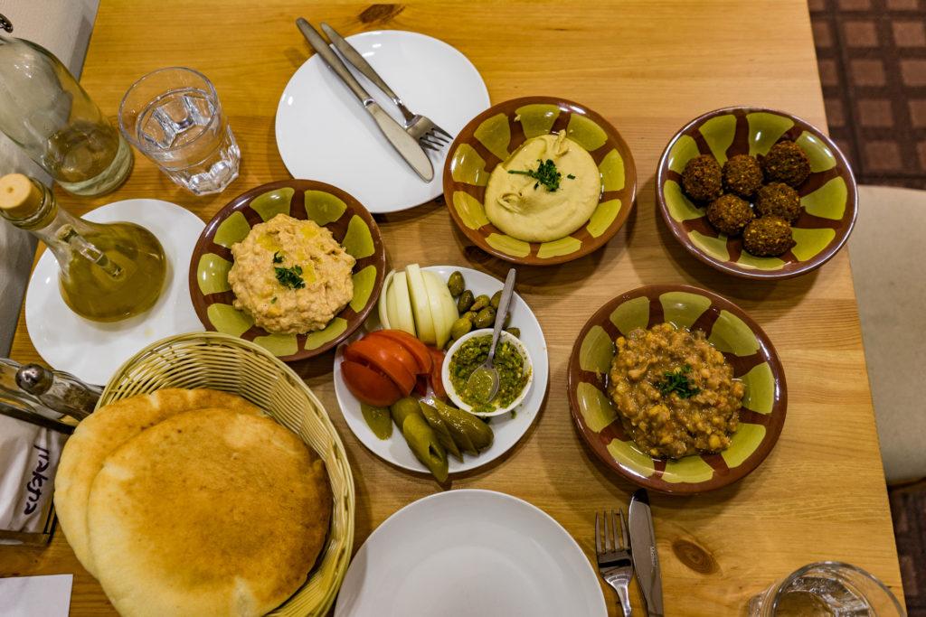 Restaurant Hummus El Sham, Haifa