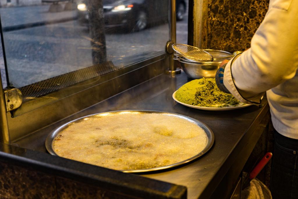 Al Quds Falafel, Amman, Jordan
