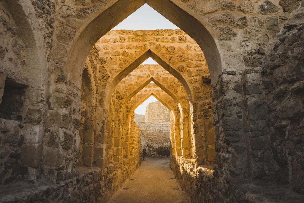 Bahrain Fort (Qa'at al-Bahrain)