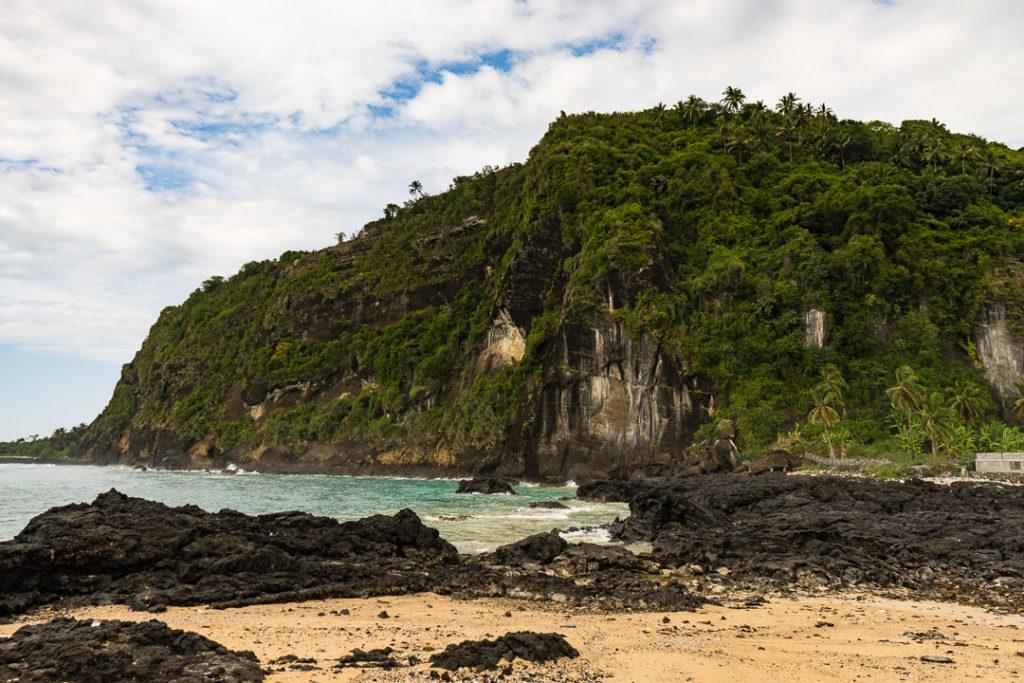 Beach in Comoros
