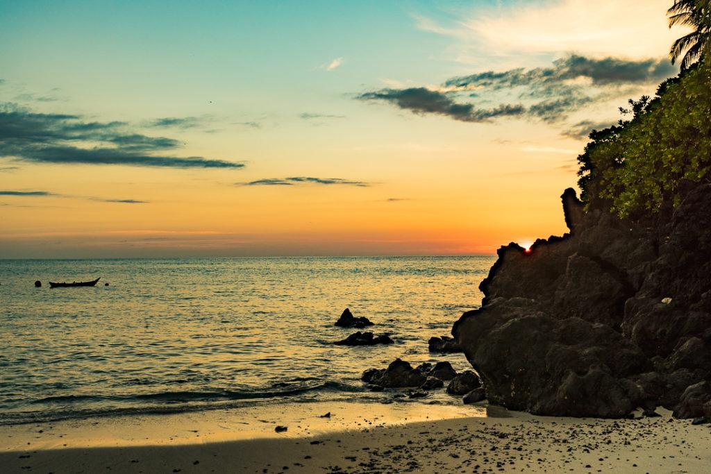Itsandra Beach in Comoros
