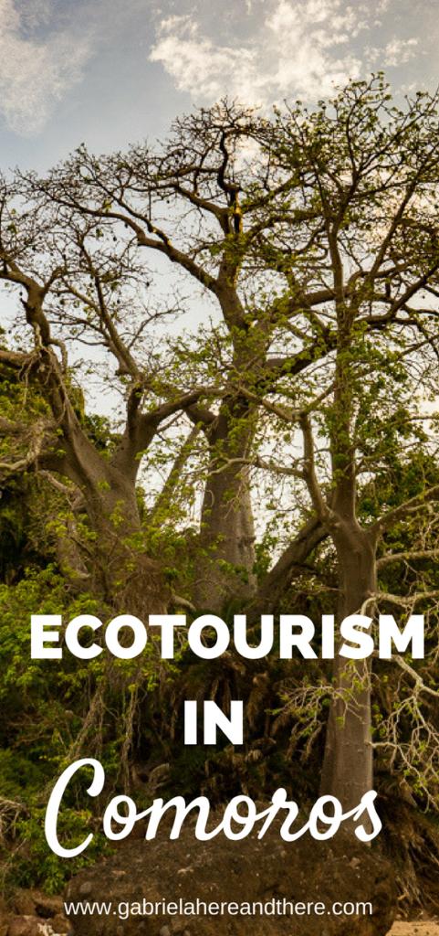 Ecotourism in Moheli, Comoros