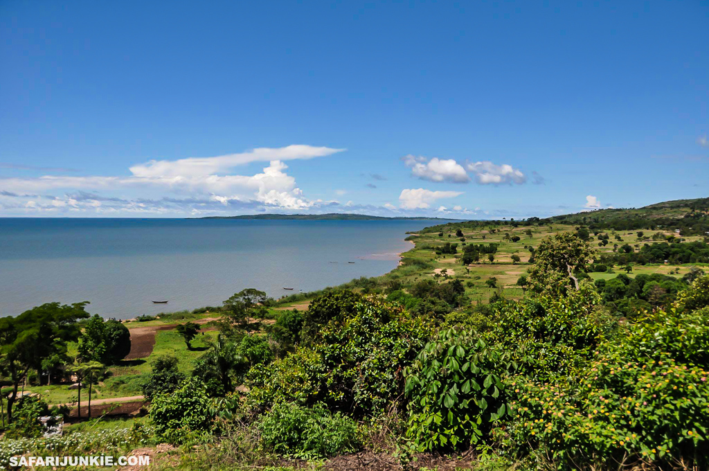 Lake Victoria, Tanzania