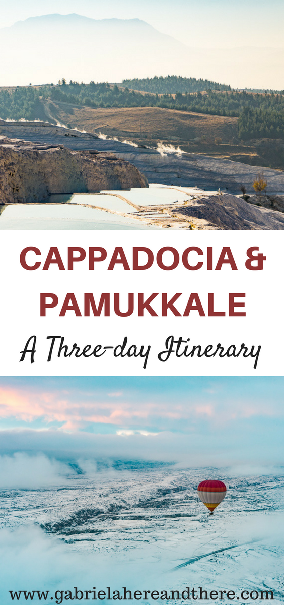 A Three-day Itinerary for Cappadocia and Pamukkale