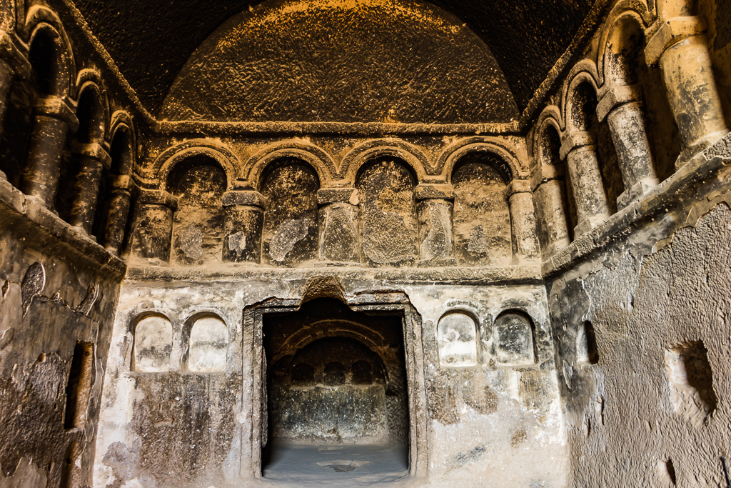 Selime Monastery, Cappadocia