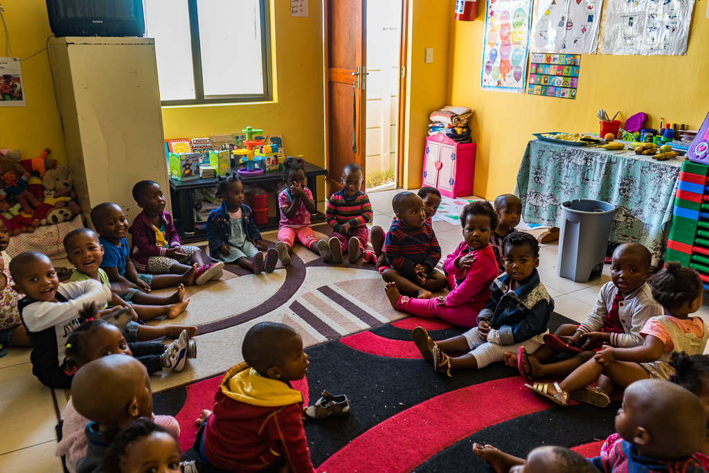 Isiseko Educare Centre in Mfuleni