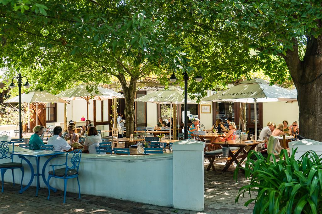 Bread & Wine Vineyard Restaurant, Franschhoek