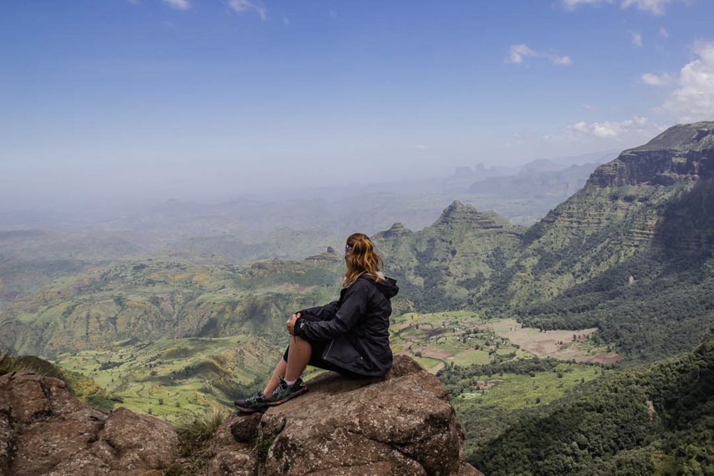Mountains, Ethiopia