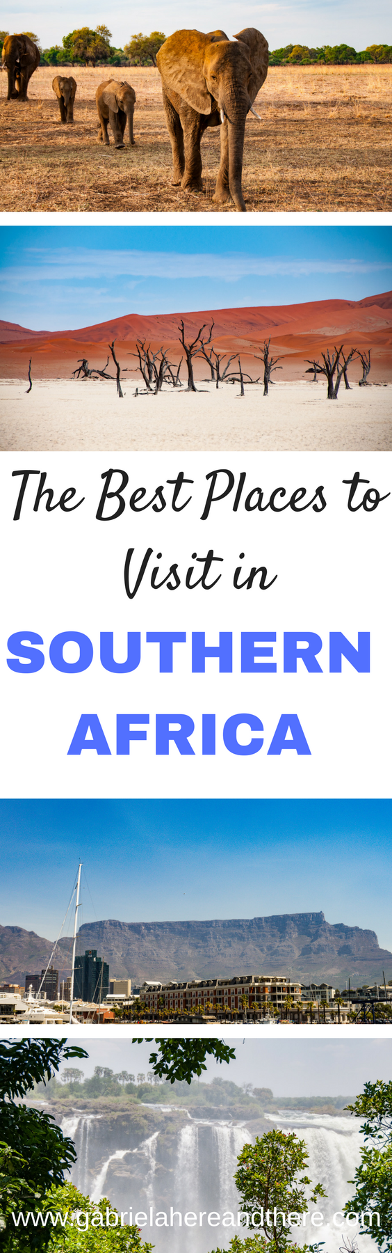 The Best Places to Visit in Southern Africa