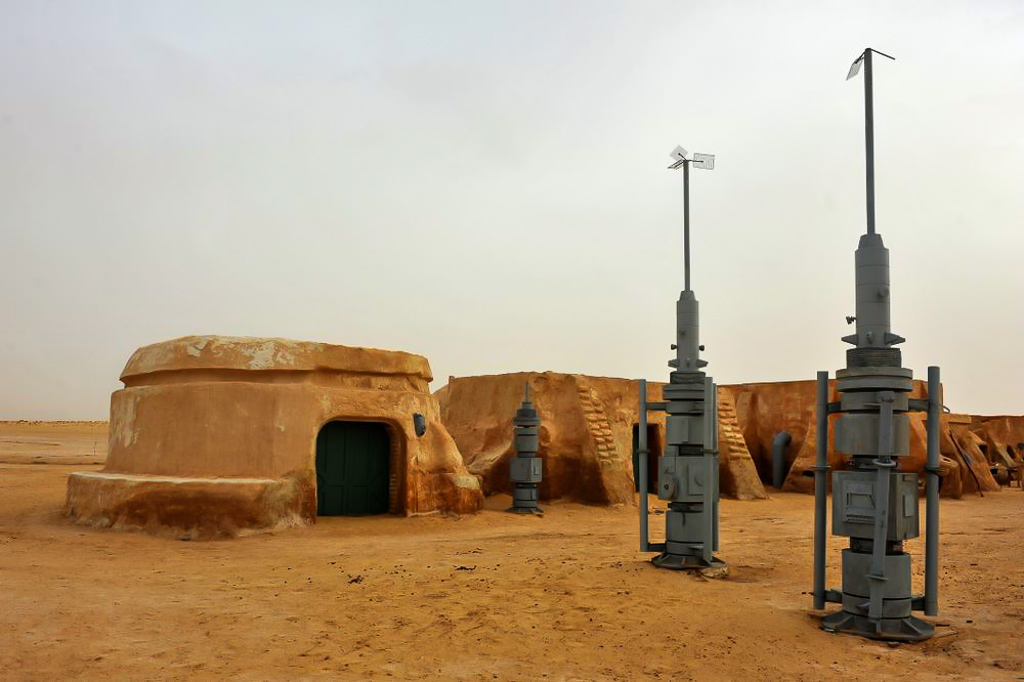 Tunisia Star Wars set