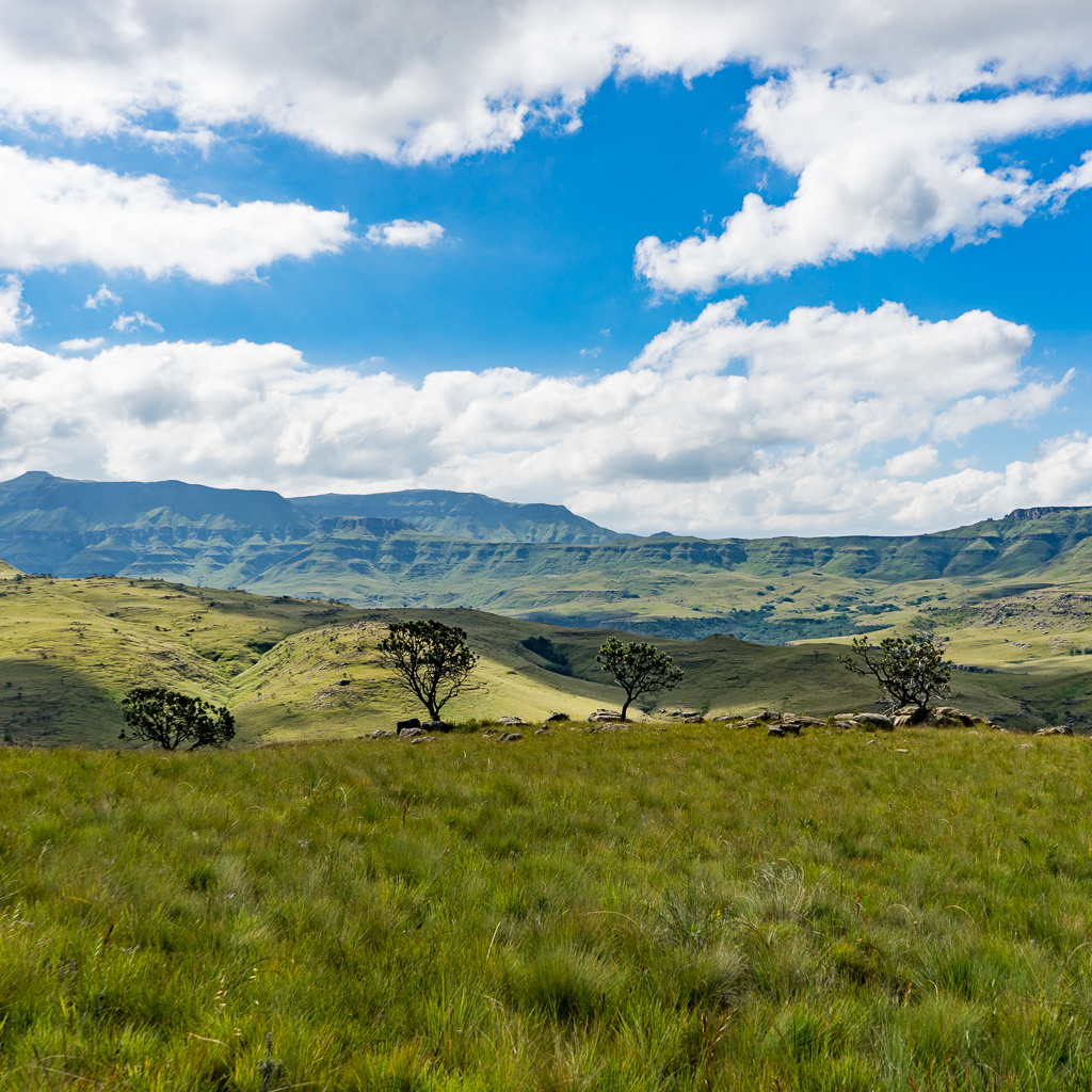 The Southern Drakensberg, South Africa