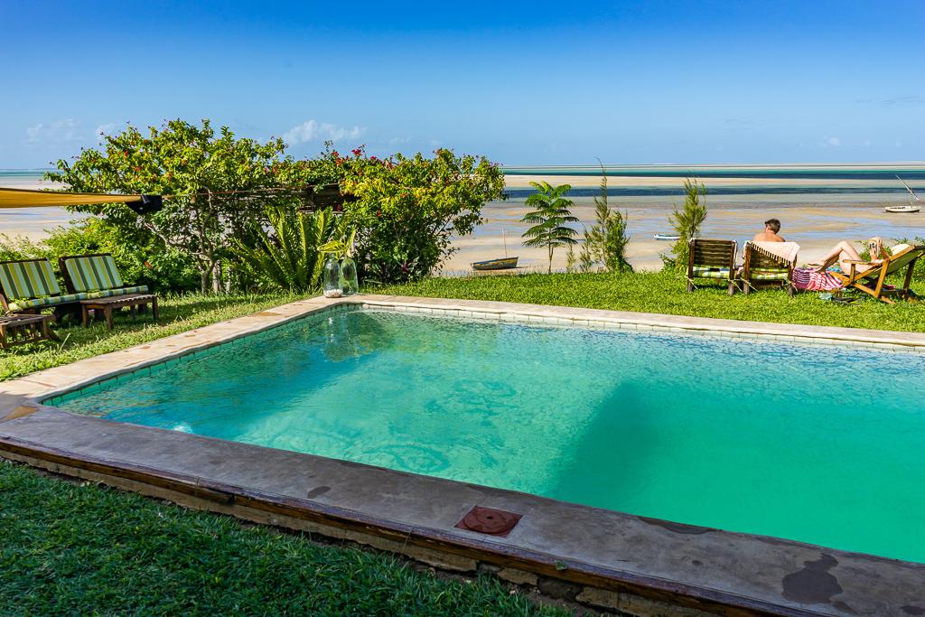Casa Babi hotel, Vilanculos, Mozambique