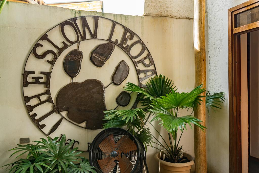 The Slow Leopard Hostel, Dar es Salaam, Tanzania