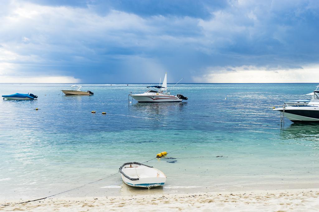 Le Morne Beach, Mauritius