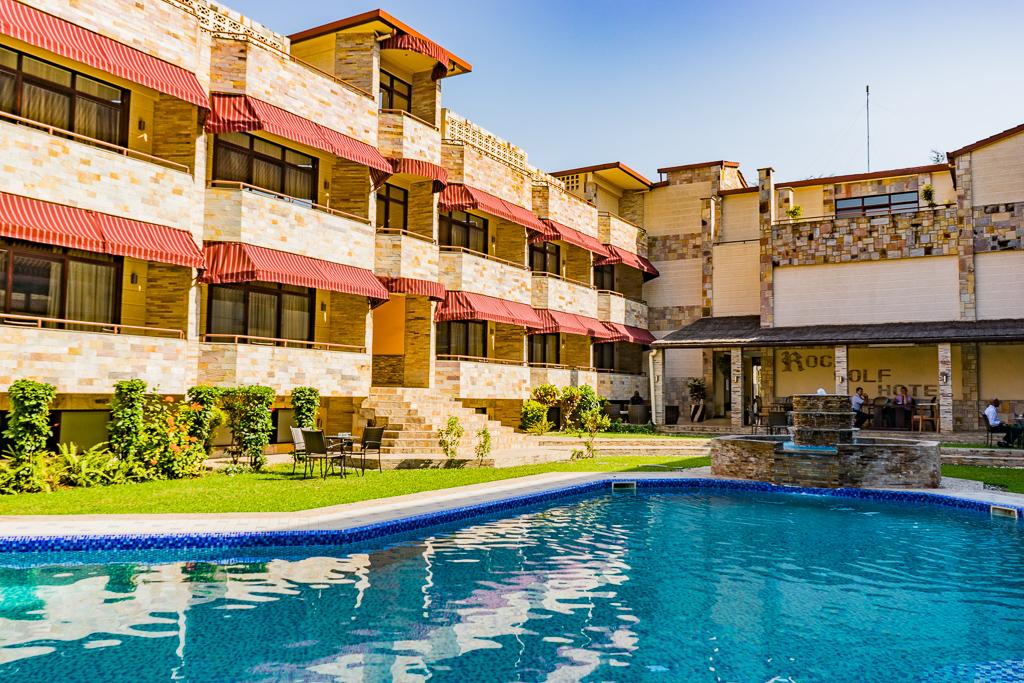 Roca Golf Hotel, Bujumbura, Burundi