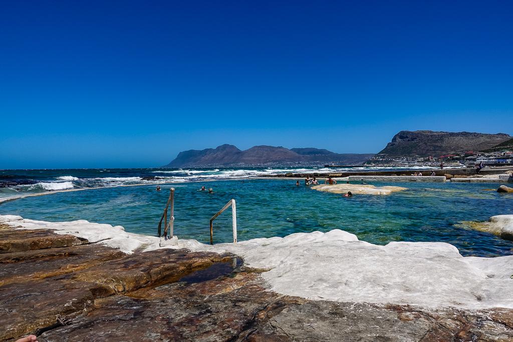 St. James Coastal Walk, Cape Town