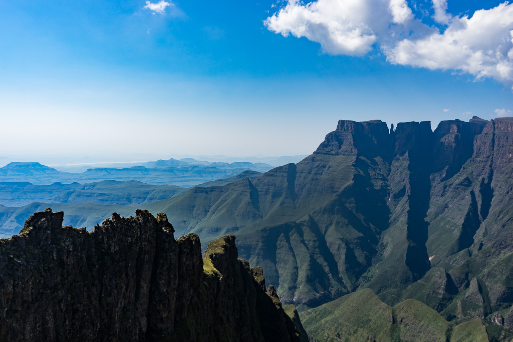 The Northern Drakensberg, South Africa