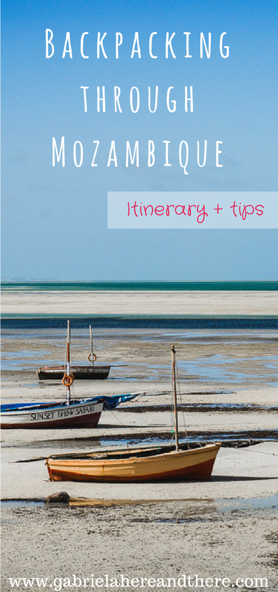 Backpacking Through Mozambique