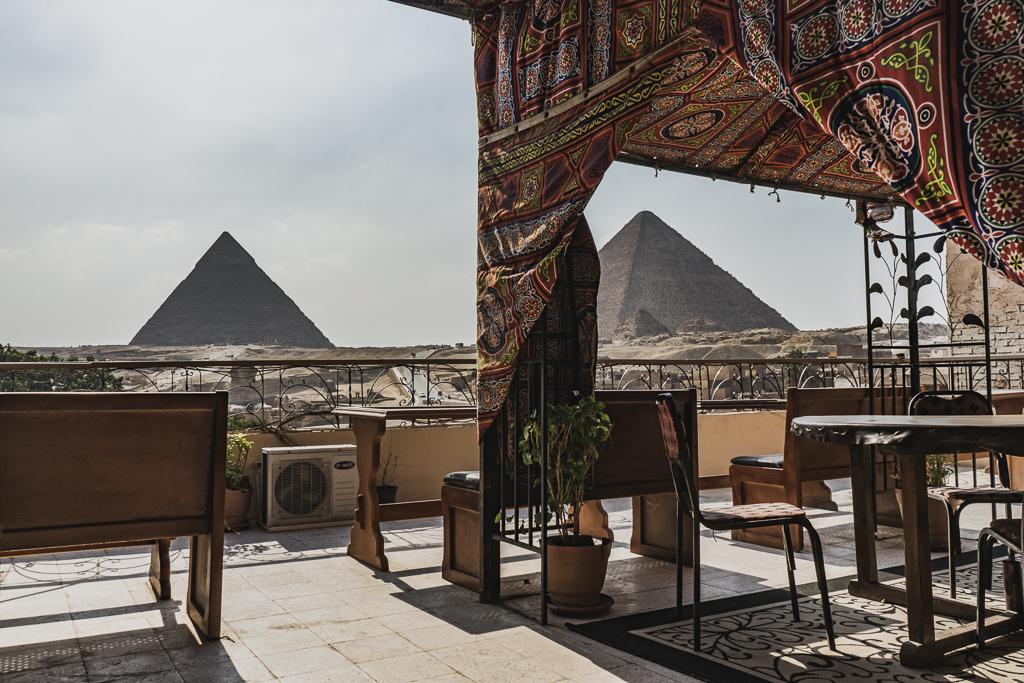 Pyramids View Inn, Giza, Egypt