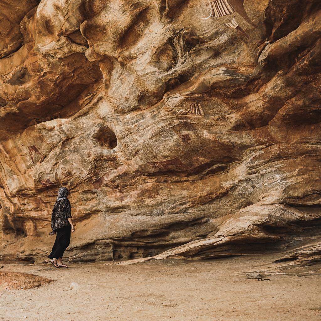 Laas Geel, Cave paintings in Somaliland