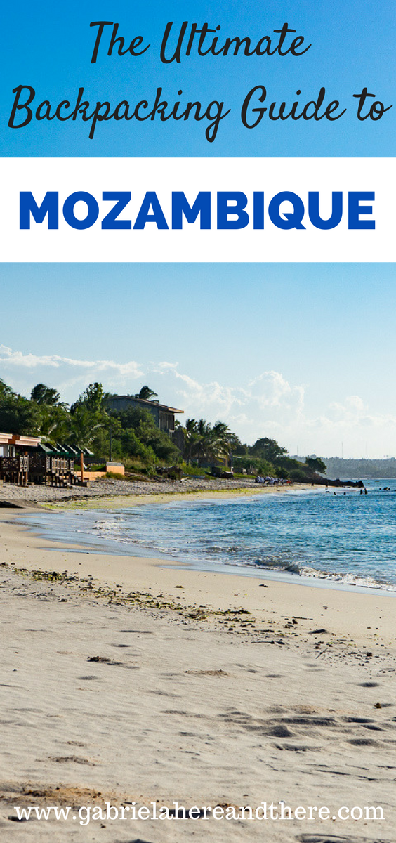 The Ultimate Backpacking Guide to Mozambique