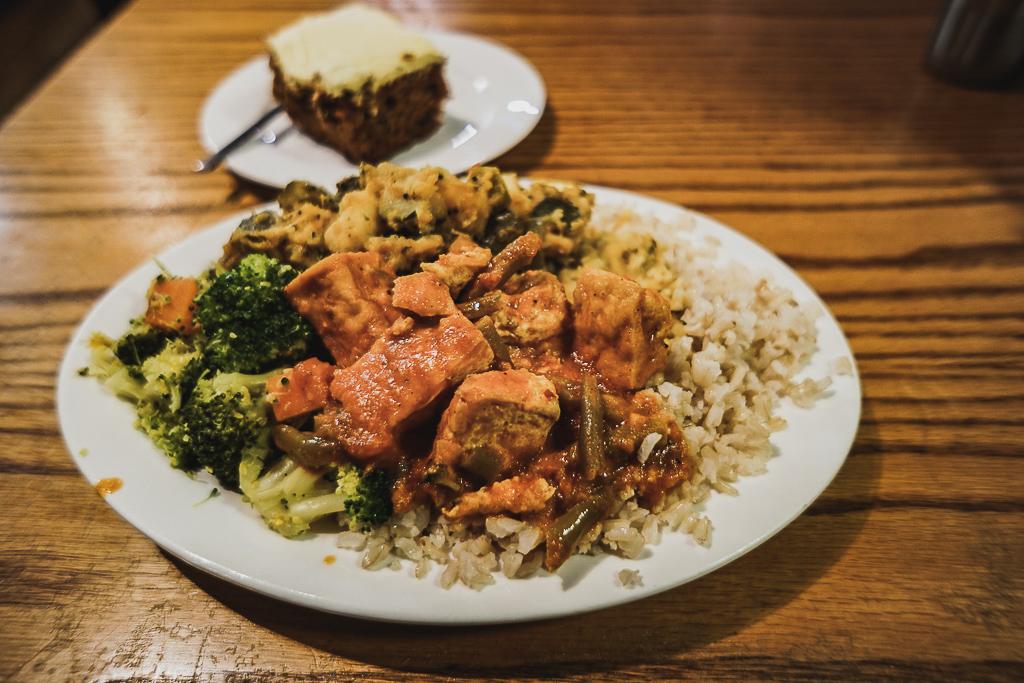 Govinda's, Vegetarian Restaurant in Dublin, Ireland