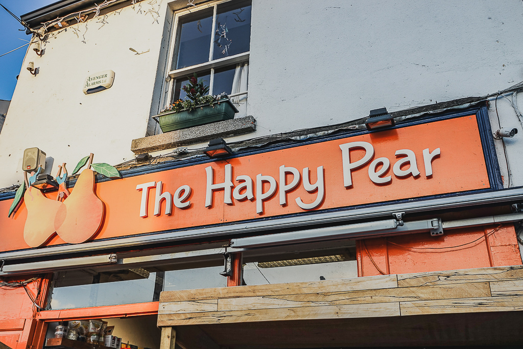 The Happy Pear, Vegetarian Restaurant, Greystones, Ireland