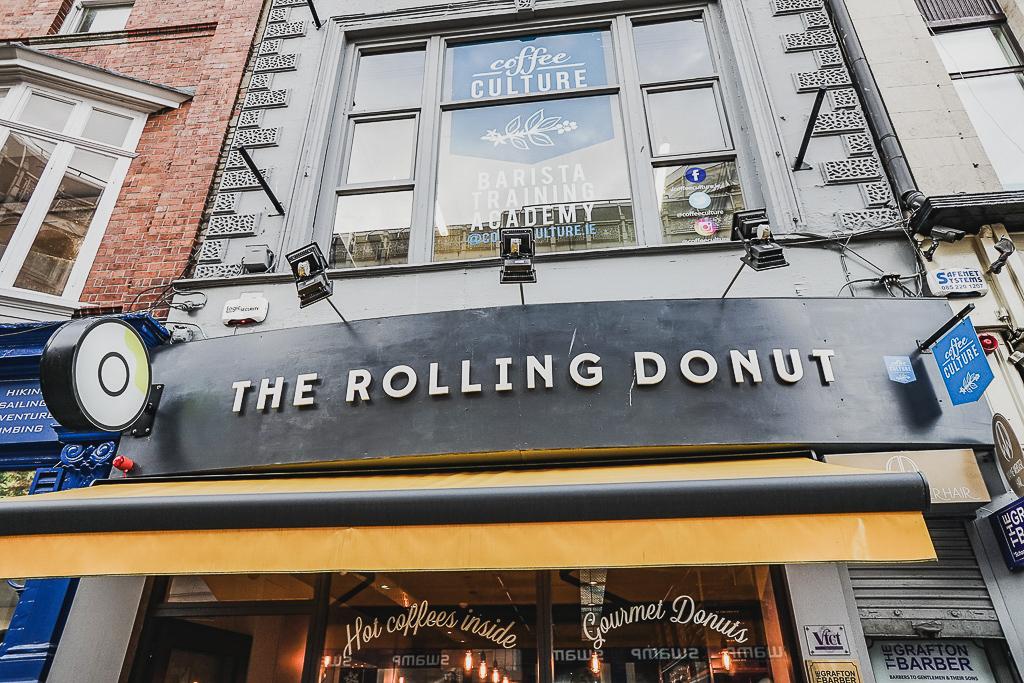 The Rolling Donut, Dublin, Ireland