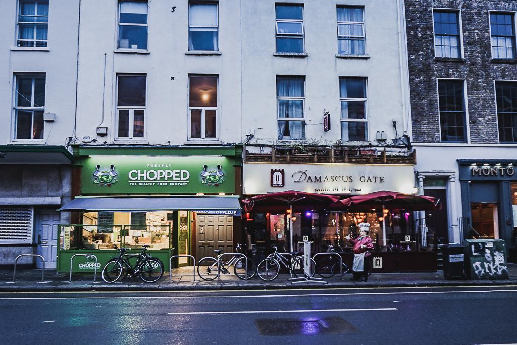 Chopped, Dublin, Ireland