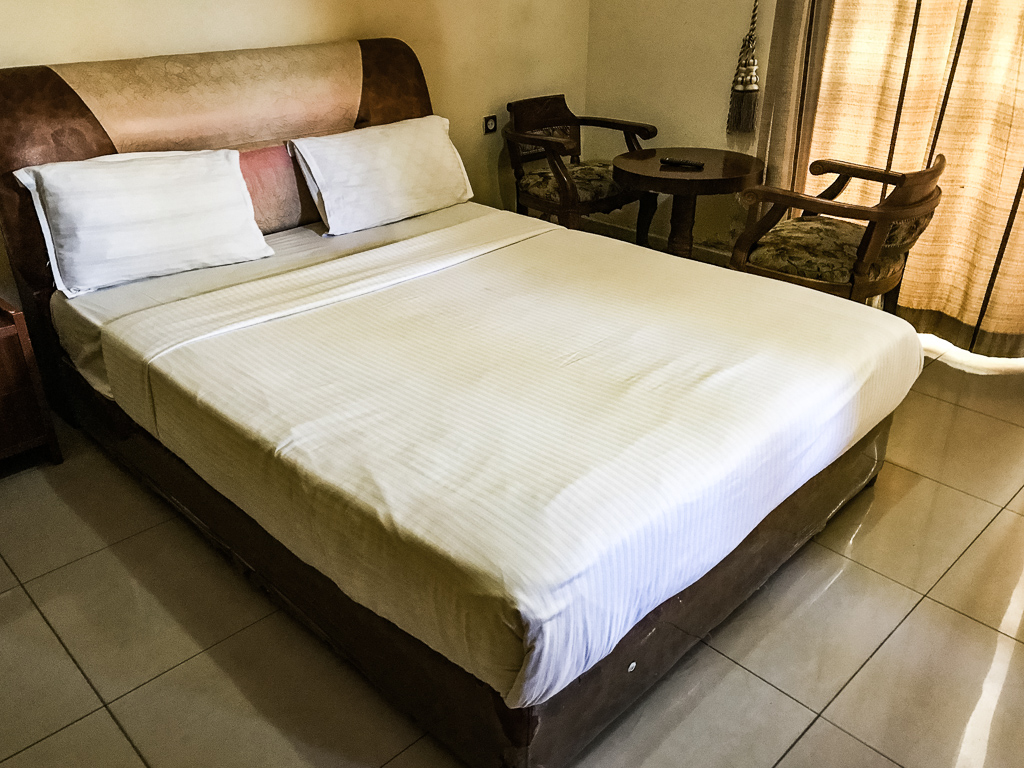 Hotel Jerryson in Goma, DR Congo