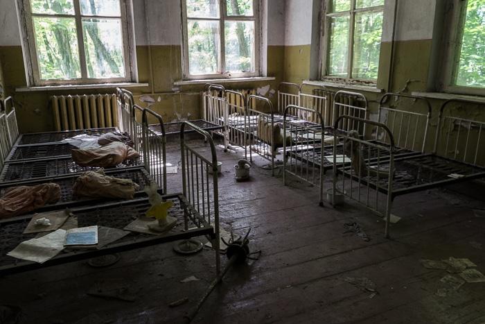 Kindergarten, Pripyat