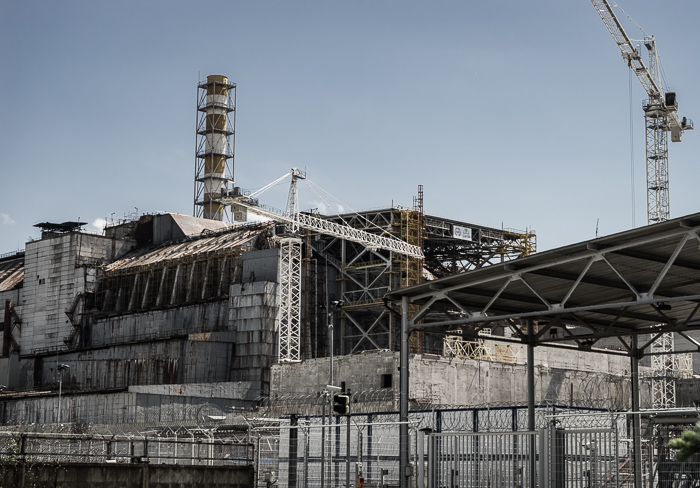 Reactor number four, Chernobyl