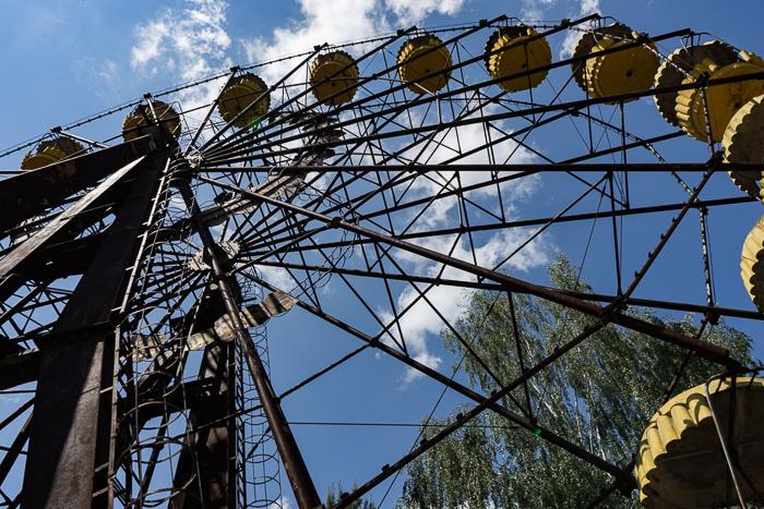 Amusement park, Chernobyl
