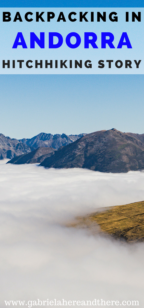 Backpacking and hitchhiking in Andorra