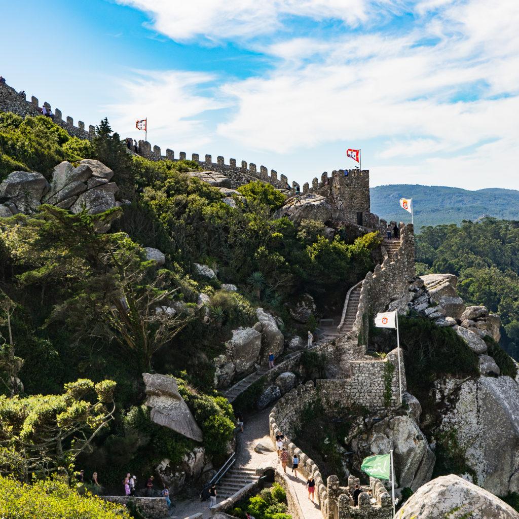 Moors Castle, Sintra